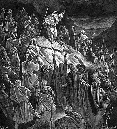 יוונים נקבצו עלי :דרשה לחג החנוכה