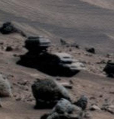 רכב הנדסי על קרקע מאדים?