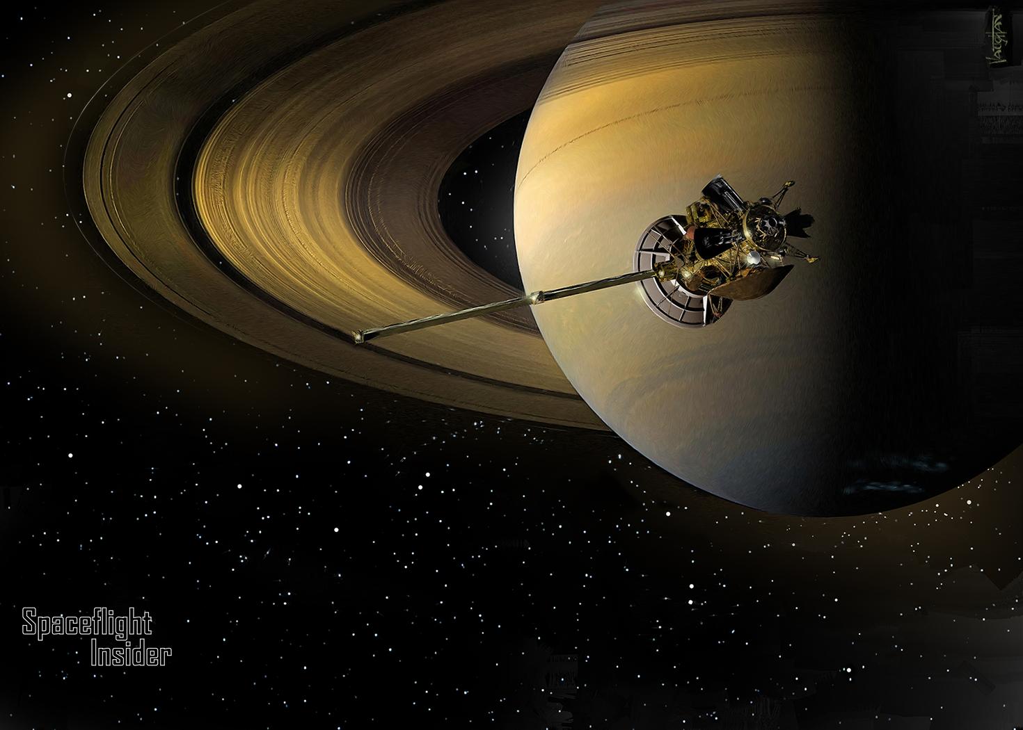 החללית קאסיני ומערכת שבתאי – דור ההמשך