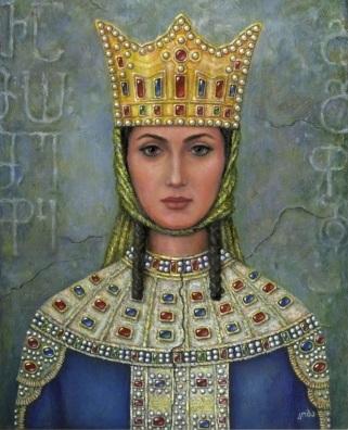 המלכה תמרה והמשורר לרמונטוב