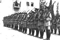 הבלש הבריטי בתקופת המנדט \ אבי גולדברג