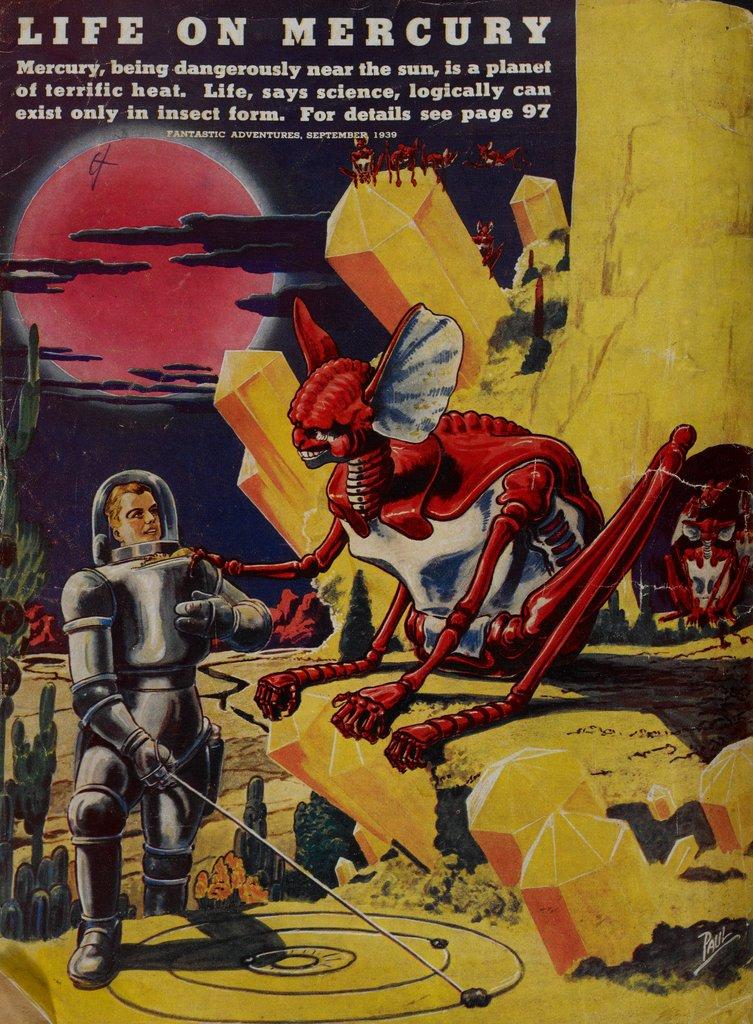 כוכב לכת מהיר כתזזית – כוכב חמה (מרקורי) בספרות הכללית והעברית