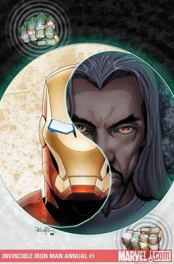 מותו של טוני סטרק: איירון מן נגד המנדרין – סיפור מאת סטן לי לציון פטירתו