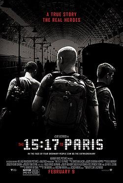 גיבורים מציאותיים: ביקורת על הסרט 'רכבת ה־15–17 לפאריז' של קלינט איסטווד