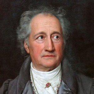 יוהאן וולפגנג פון גתה, דיוקן: יוזף קרל שטילר, 1828 (מקור: ויקיפדיה)